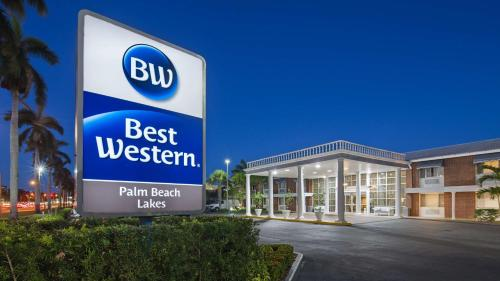 Best Western Palm Beach Lakes - West Palm Beach, FL 33401