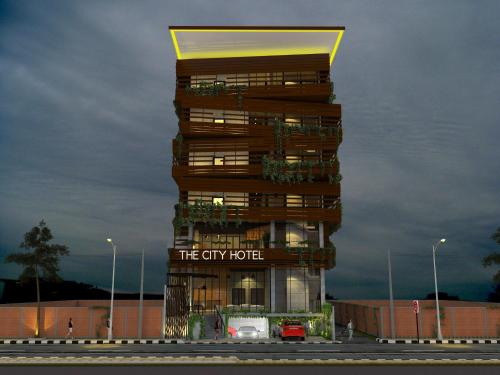 The City Hotel, Ambon