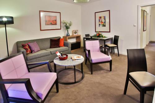 Adina Apartment Hotel Budapest photo 42