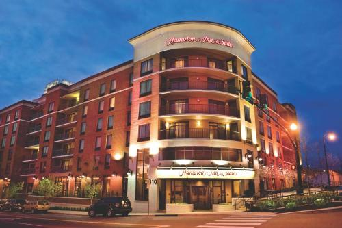 Hampton Inn & Suites Nashville Downtown - nashville -