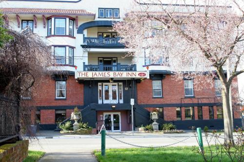 James Bay Hotel & Suites Victoria