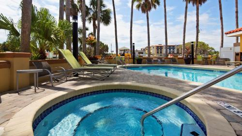 Best Western St. Augustine Beach Inn Photo