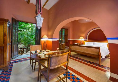 Hacienda San Jose a Luxury Collection Hotel Photo