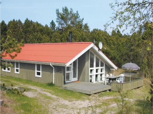 Holiday home Egernvej Ålbæk Denm, 奥贝克