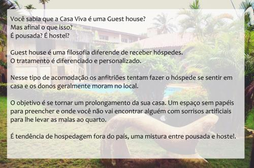Casa Viva Guesthouse Photo