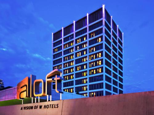 Aloft Tulsa Downtown Photo