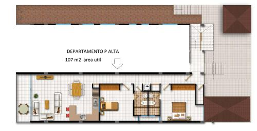 condominio kite beach apart 102, Manta
