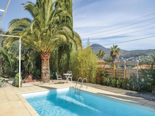One-Bedroom Holiday home Nice with an Outdoor Swimming Pool 03 photo 3