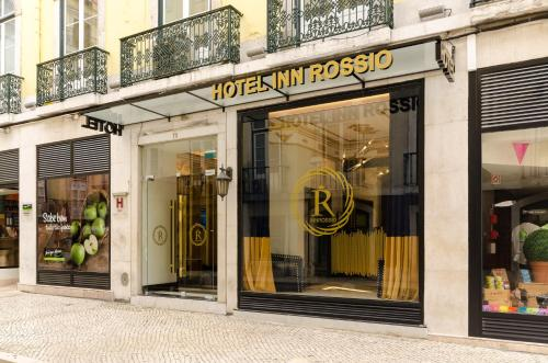 Hotel INN Rossio photo 53