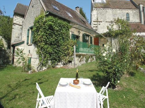 Holiday Home Orgeval Grande Rue Photo