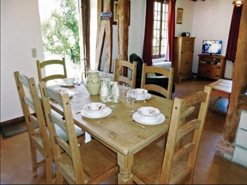 Holiday home Calleville UV-1157