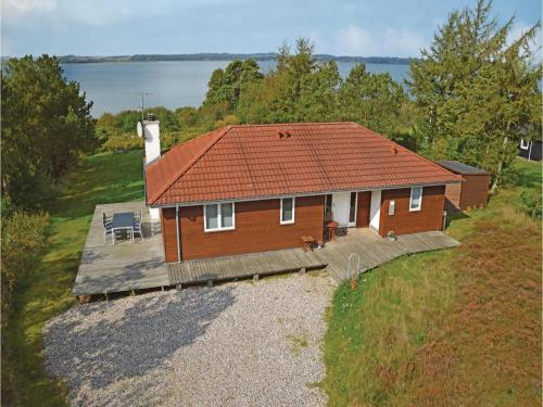Holiday home Skals with Sea View 259, Hjarbæk