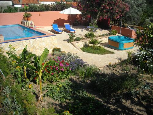 holidays algarve vacations Monchique Casa Spa d'Alma