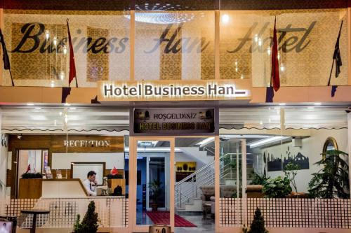 Nevsehir Hotel Business Han adres