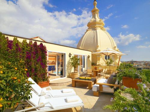 The Westin Excelsior Rome impression