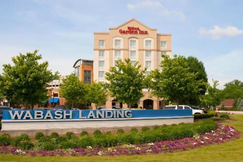 Hilton Garden Inn West Lafayette Wabash Landing Photo