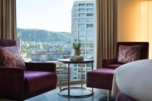 Renaissance Zurich Tower Hotel photo 23