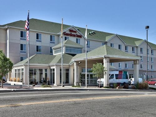 Hilton Garden Inn Albuquerque Airport Photo