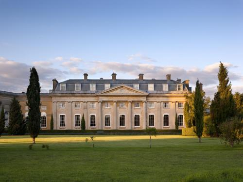 The Ickworth Hotel & Apartments- A Luxury Family Hotel