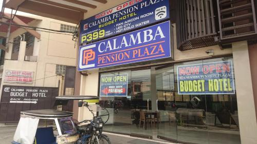 Calamba Pension Plaza