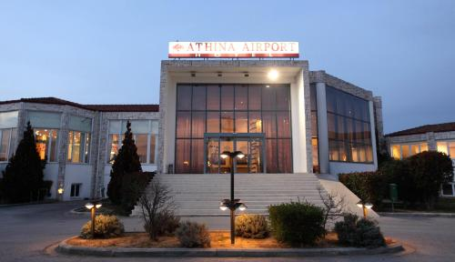 Athina Airport Hotel - 13th km Thessaloniki - Peraia Greece