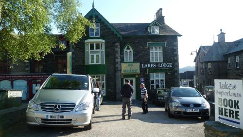 Photo of Lakes Lodge Hotel Bed and Breakfast Accommodation in Windermere Cumbria