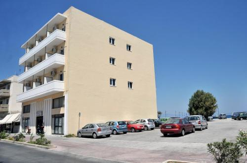 Achilleas Hotel Apartments in kos - 2 star hotel