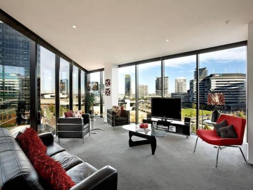 Docklands Executive Apartments (B&B)