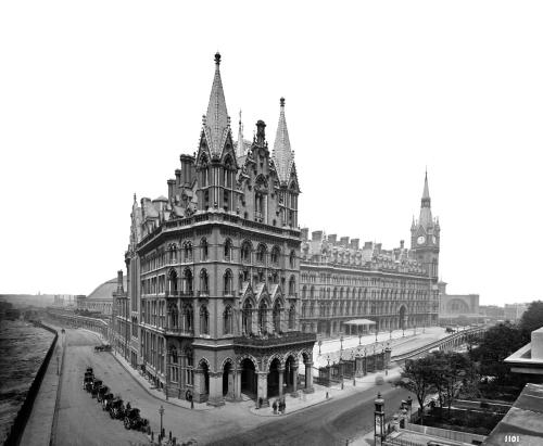 St. Pancras Renaissance Hotel London photo 53