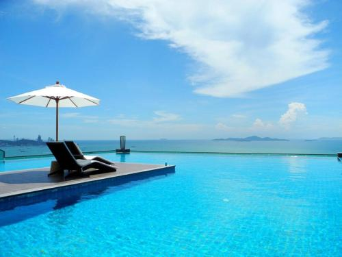Wong Amat Tower by Happy Realestate, Pattaya (nord)