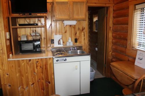 Teton Valley Cabins Photo