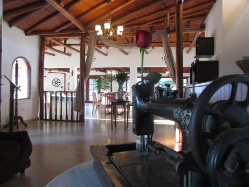 San Andres Lodge & Spa Photo