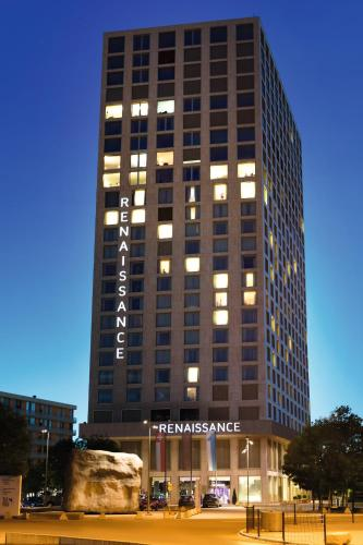 Renaissance Zurich Tower Hotel photo 34
