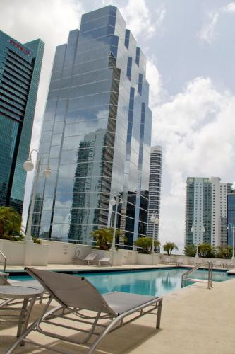 Executive Corporate Rental at The Club at Brickell Bay - Miami, FL 33131