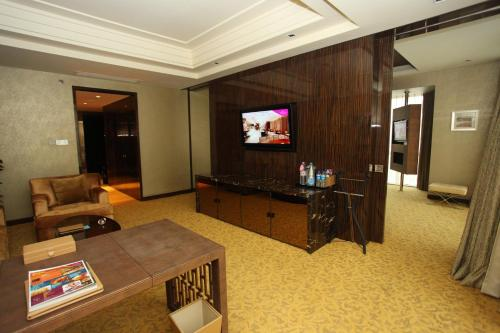 Crowne Plaza Beijing Chaoyang U-Town Pkin