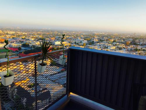 Modern High Floor Apartment with Ocean View - Los Angeles, CA 90025