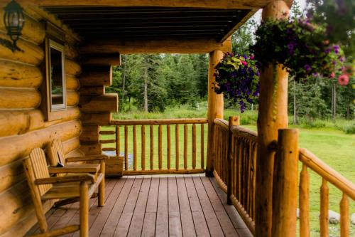 Alaska Knotty Pine B&B Photo