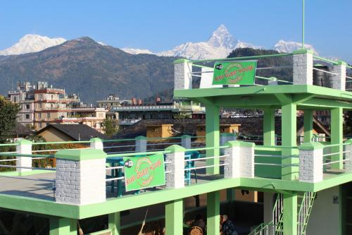 Kiwi Backpackers Hostel Pokhara, 博卡拉