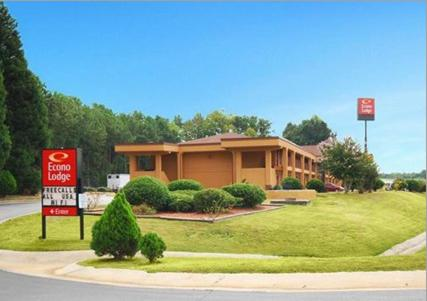 Econo Lodge Forest Park Atlanta Airport Photo