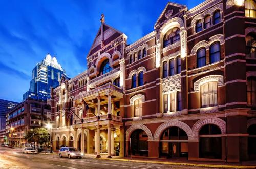 The Driskill – in the Unbound Collection by Hyatt impression