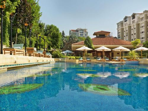 Grand Hyatt Istanbul photo 3