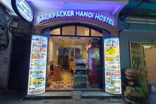 Backpacker Hanoi Hostel photo 14