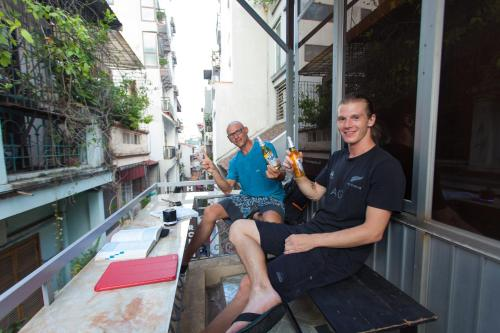 Backpacker Hanoi Hostel photo 15