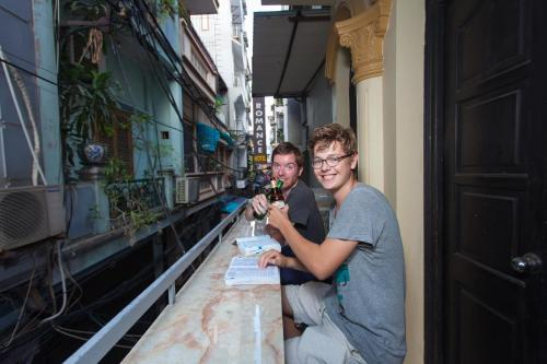 Backpacker Hanoi Hostel photo 16
