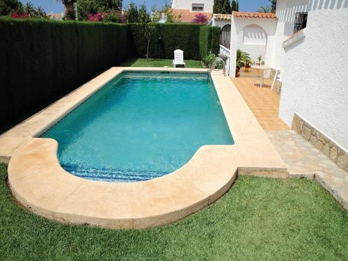 Hotel Holiday Home Denia 90 With Outdoor Swimmingpool thumb-2