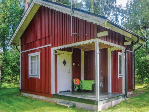 One-Bedroom Holiday Home in Munka-Ljungby, Munka-Ljungby