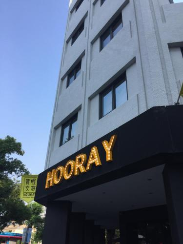 Hooray Boutique Hotel, Kaohsiung