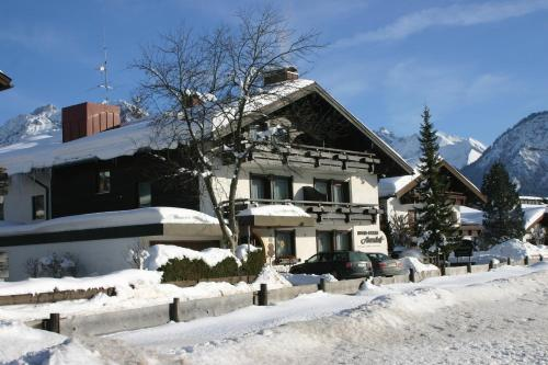 Hotel Garni Auenhof Oberstdorf
