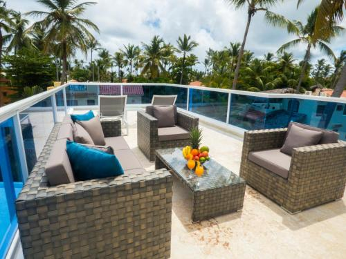 Brand New! The Sanctuary @ Los Corales, Punta Cana