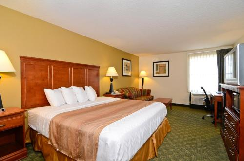 Best Western Classic Inn Richmond Photo